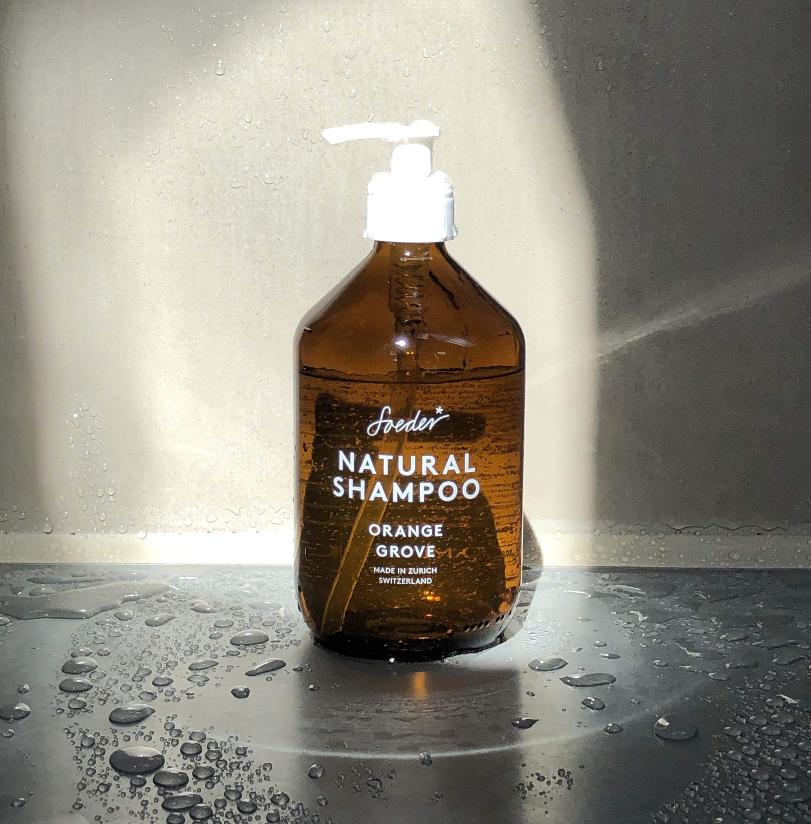 Special: Orange Grove 250 ml Shampoo & Lotion