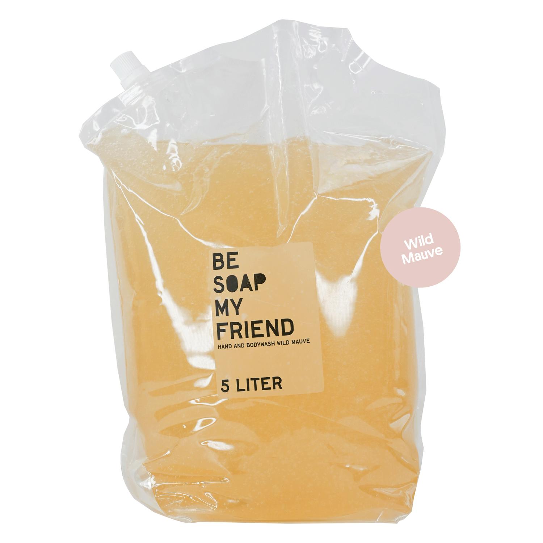 5 Liter Refill Seife - Wilde Malve von BE [...] MY FRIEND