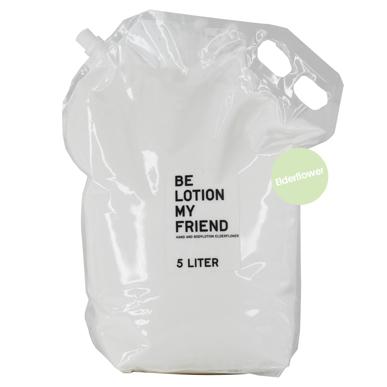 5 Liter Refill Lotion - Holunder von BE [...] MY FRIEND