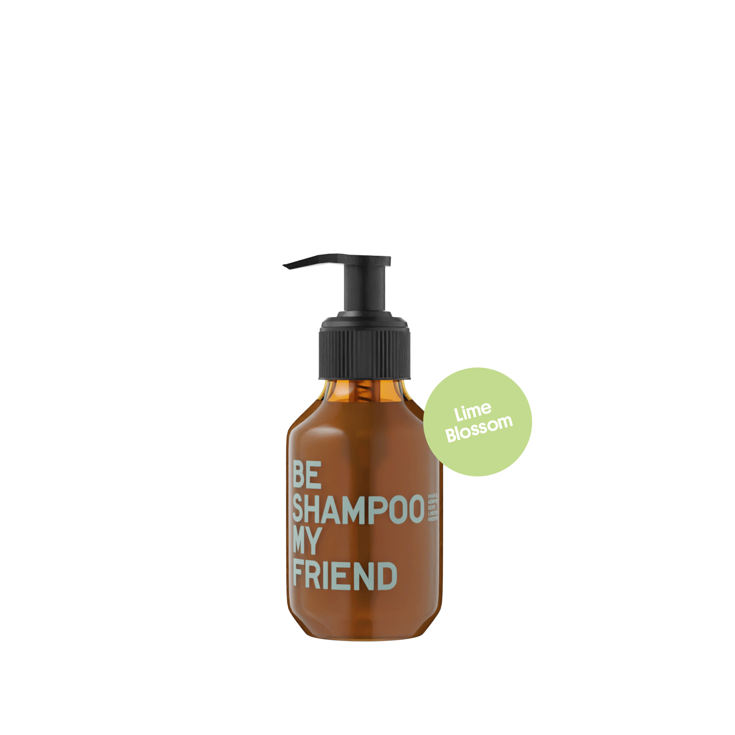 Shampoo – Lindenblüte 100 ml von BE [...] MY FRIEND
