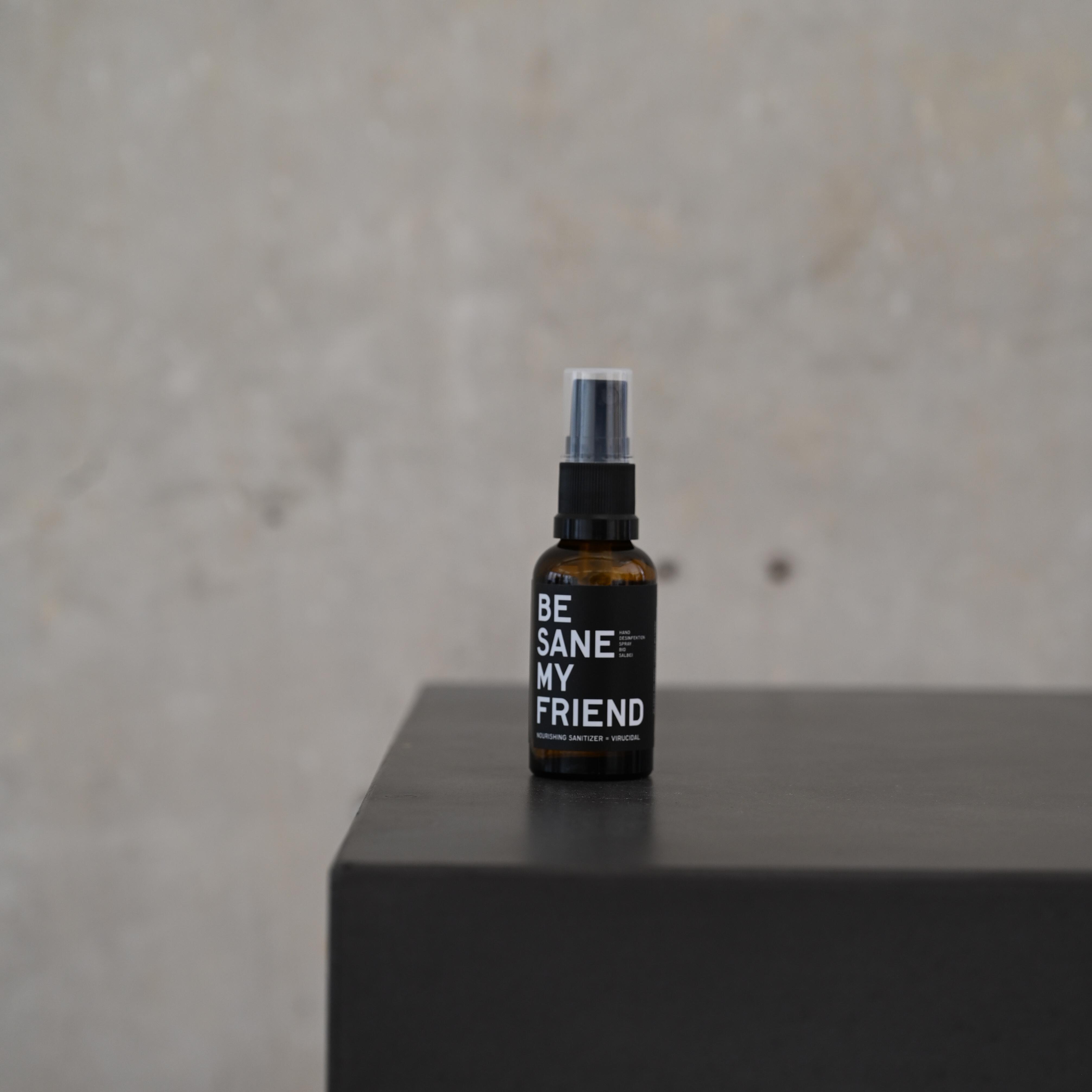 Sanitizer Spray - Bio Salbei 30 ml von BE [...] MY FRIEND