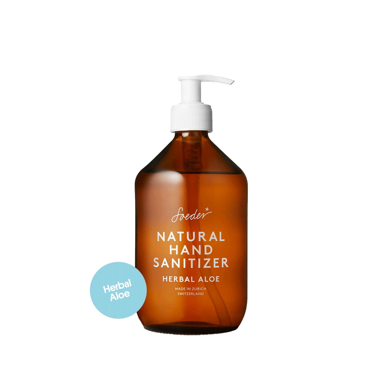 Natural Hand Sanitizer 500 ml von soeder*