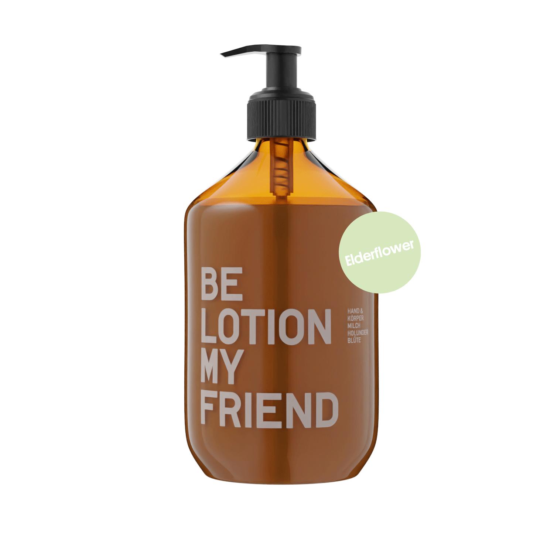 Hand und Körperlotion – Holunder 500 ml von BE [...] MY FRIEND