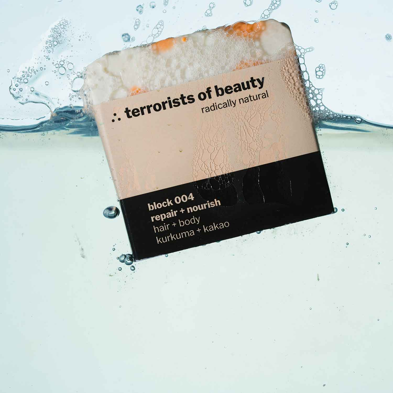 Block 004 repair + nourish von Terrorist of Beauty Kopie Kopie Kopie