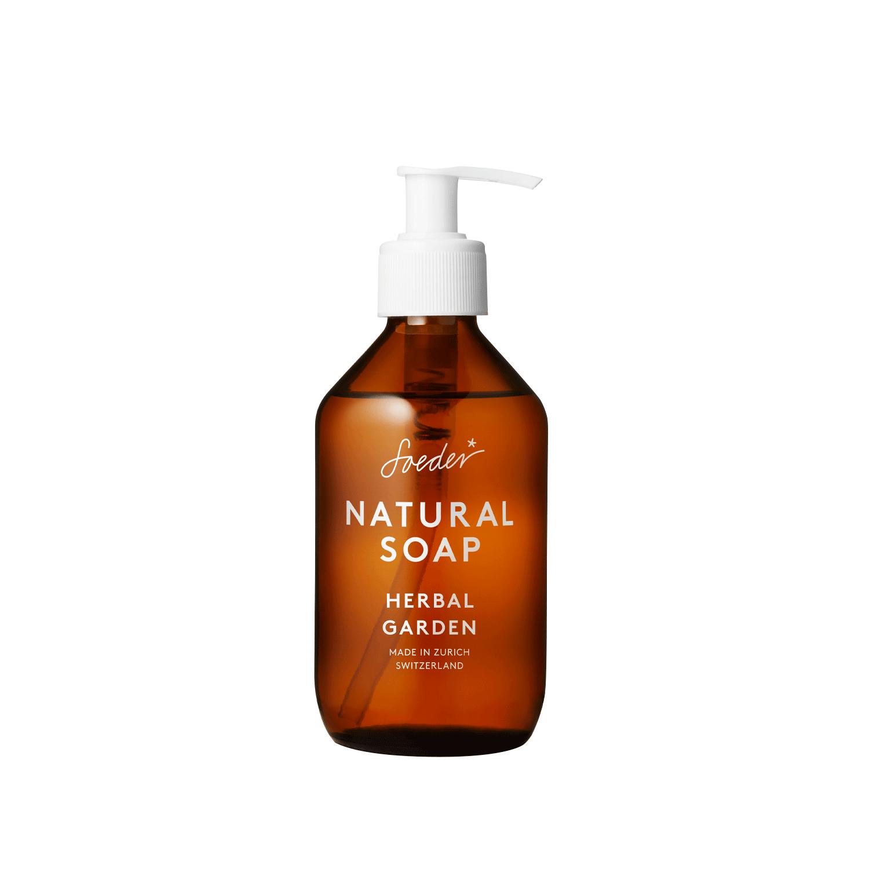 Natural Soap - Herbal Garden 250 ml von soeder*